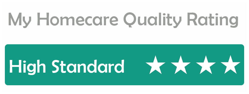 Branches awarded High Standard rating in Quality Audit – My Homecare ongoing support